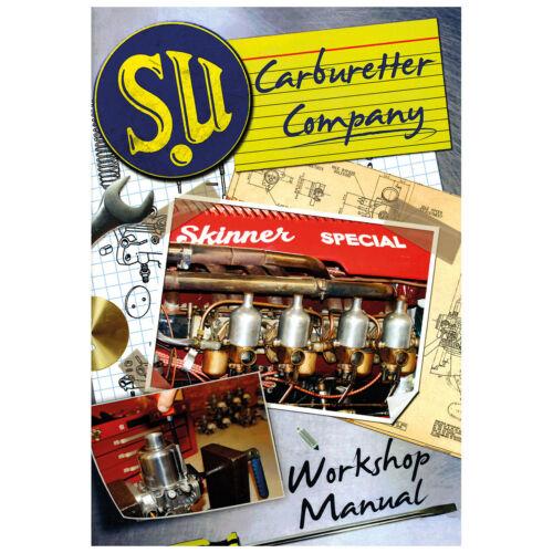 SU Carburateur Workshop Manual GAC1044X