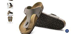 Birkenstock Ramses Sandals Men Size 44 Made In Germany