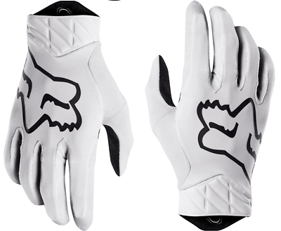 2X-Large 20501-003-XXL Fox Racing Airline Draftr Mens Off-Road Motorcycle Gloves Red