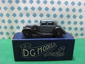 Modèles Vintage 1/43 D G - Jaguar Saloon Mib