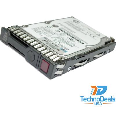 652589-B21//653971-001 New factory Sealed Spares  900GB 6G SAS 10K RPM 2.5