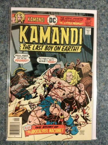 U Pick DC KIRBY comics KAMANDI DEMON MISTER MIRACLE NEW GODS FOREVER PEOPLE OMAC