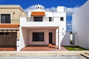Casa en venta en Gran Santa Fe Norte en Mérida, Yucatán con 3 recamaras.