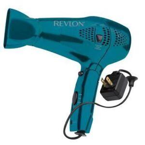 Revlon 1875w Fast Dry Travel Hair Dryer Ebay