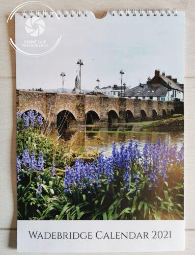 Wadebridge 2021 Calendar