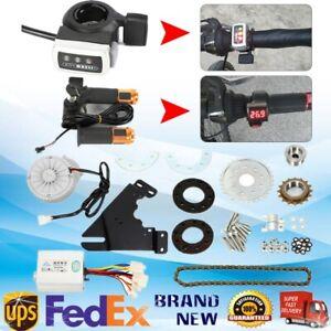 36V-Ebike-Left-Drive-Electric-Bike-Conversion-Kit-Hub-Motor-E-Bicycle-Kit-450W