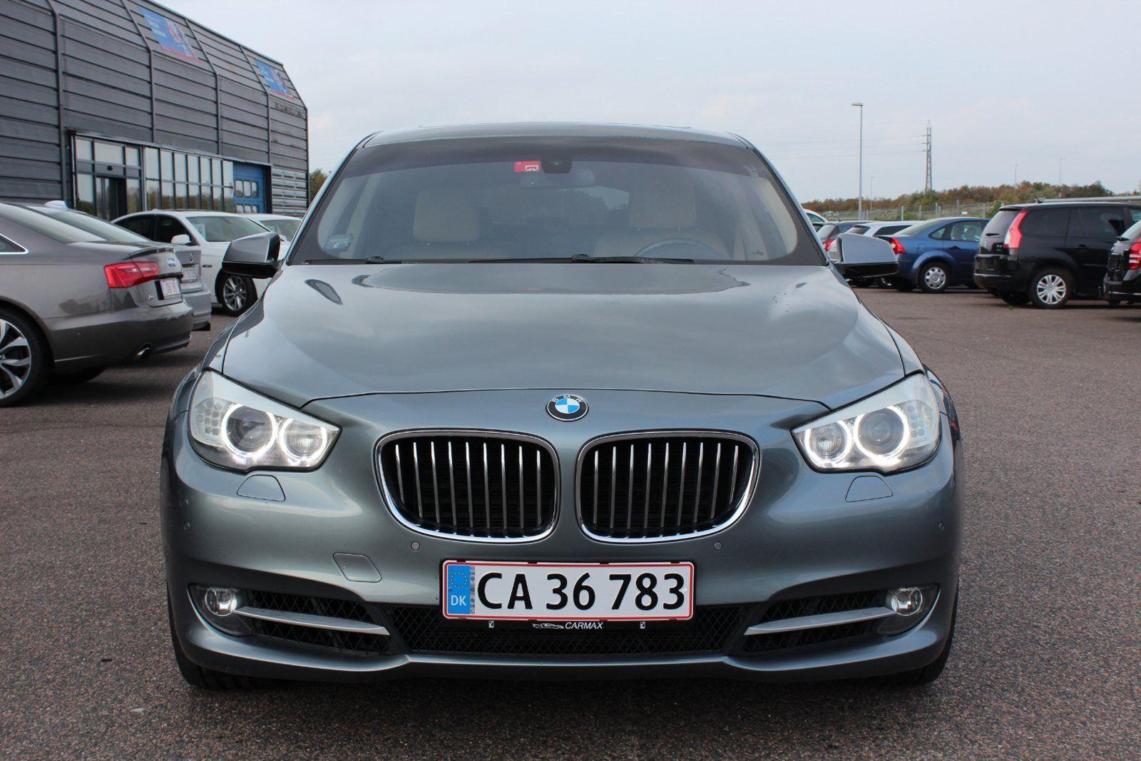 BMW 535i 3,0 Gran Turismo xDrive aut. 5d