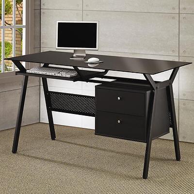 Coaster Computer Desk -Black 800436