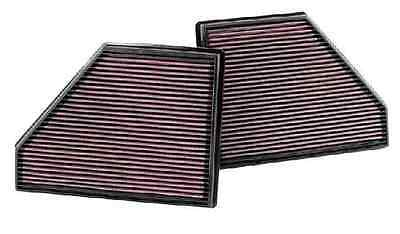 33-2407 k/&n filtre à air pour bmw X5 4.8 V8 2007-2010 suv