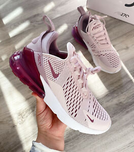 Details about Nike women air max 270 barely rose size 7 authentic