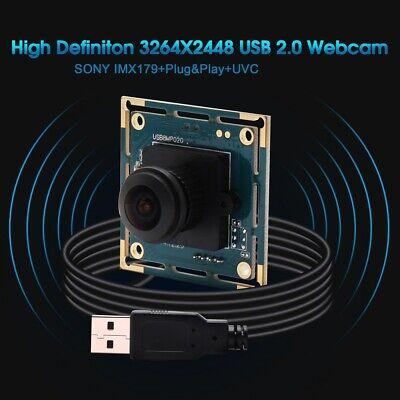 8MP IMX179 Astronomical Telescope Eyepiece Camera Module 180 Degree Fisheye  Lens | eBay