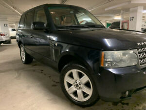 2010 Land Rover Range Rover HSE - new warranteed engine in 2019