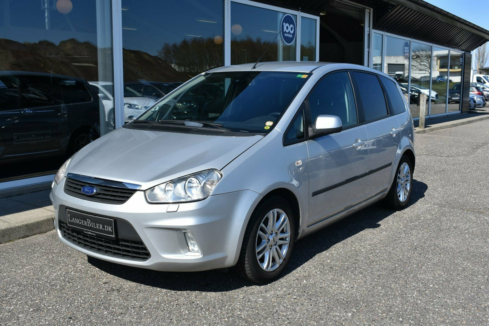 Ford C-MAX 1,6 TDCi Trend Collection 5d - 57.500 kr.