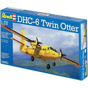 Revell 04901 1:72 DHC-6 Twin Otter
