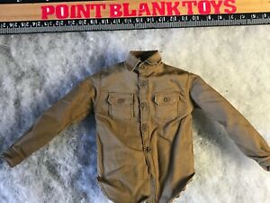SOLDIER-STORY-Shirt-WWII-101-AIRBORNE-GUY-WHIDDEN-1-6-ACTION-FIGURE-TOYS-did