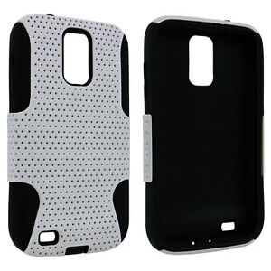 White-Black-Hybrid-Hard-Case-Cover-for-Samsung-Galaxy-S-II-Hercules-T989