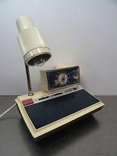 coole & vintage Sweet Radio Clock Kuba R 27  Wecker Uhr Lampette Leuchte 1967-68