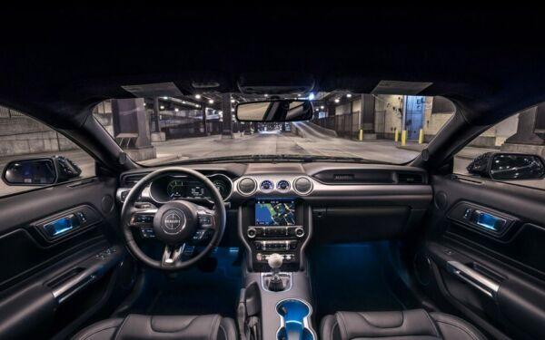 Ford Mustang 5,0 V8 GT Fastback Bullitt - billede 3