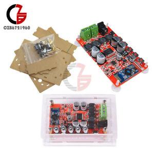 Bluetooth-4-0-TDA7492P-2X-50-W-Audio-Recepteur-Amplificateur-Recepteur-board-with-Case