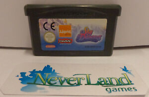 Console-Game-Gioco-Boy-Nintendo-GameBoy-Advance-Crave-EUR-ITALIANO-SKY-DANCERS