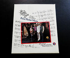 The Good Old Boys Pistol Packin' Mama CD Produced by Jerry Garcia Grateful Dead