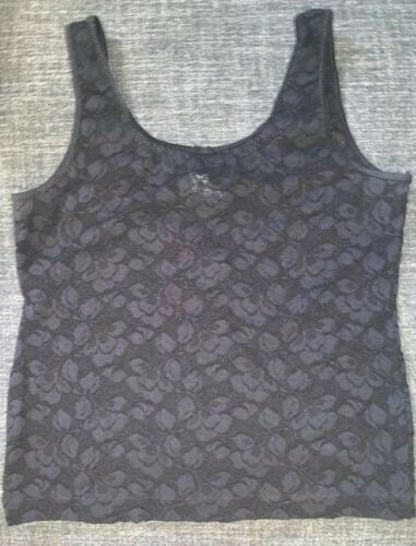 Christian Dior Intimate Lace Camisole Tank Top Lin