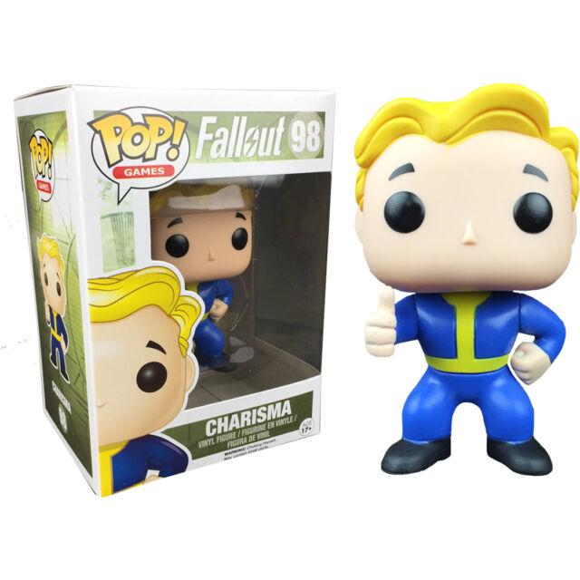 Fallout - Thumbs Up Charisma Vault Boy Pop! Vinyl Figure