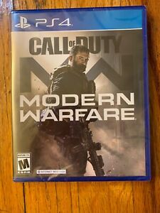 Call-of-Duty-Modern-Warfare-PS4-2019-BRAND-NEW-FACTORY-SEALED-MW