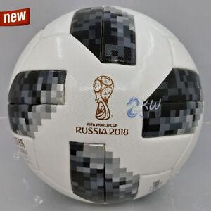 Adidas Telstar 18 - World Cup Russia 2018 FIFA Official Game Ball ... 61b34eb1bc43c