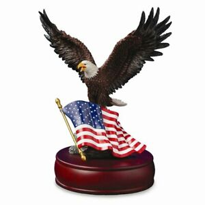 American Eagle Muscial Figurine by The San Francisco Music Box Company