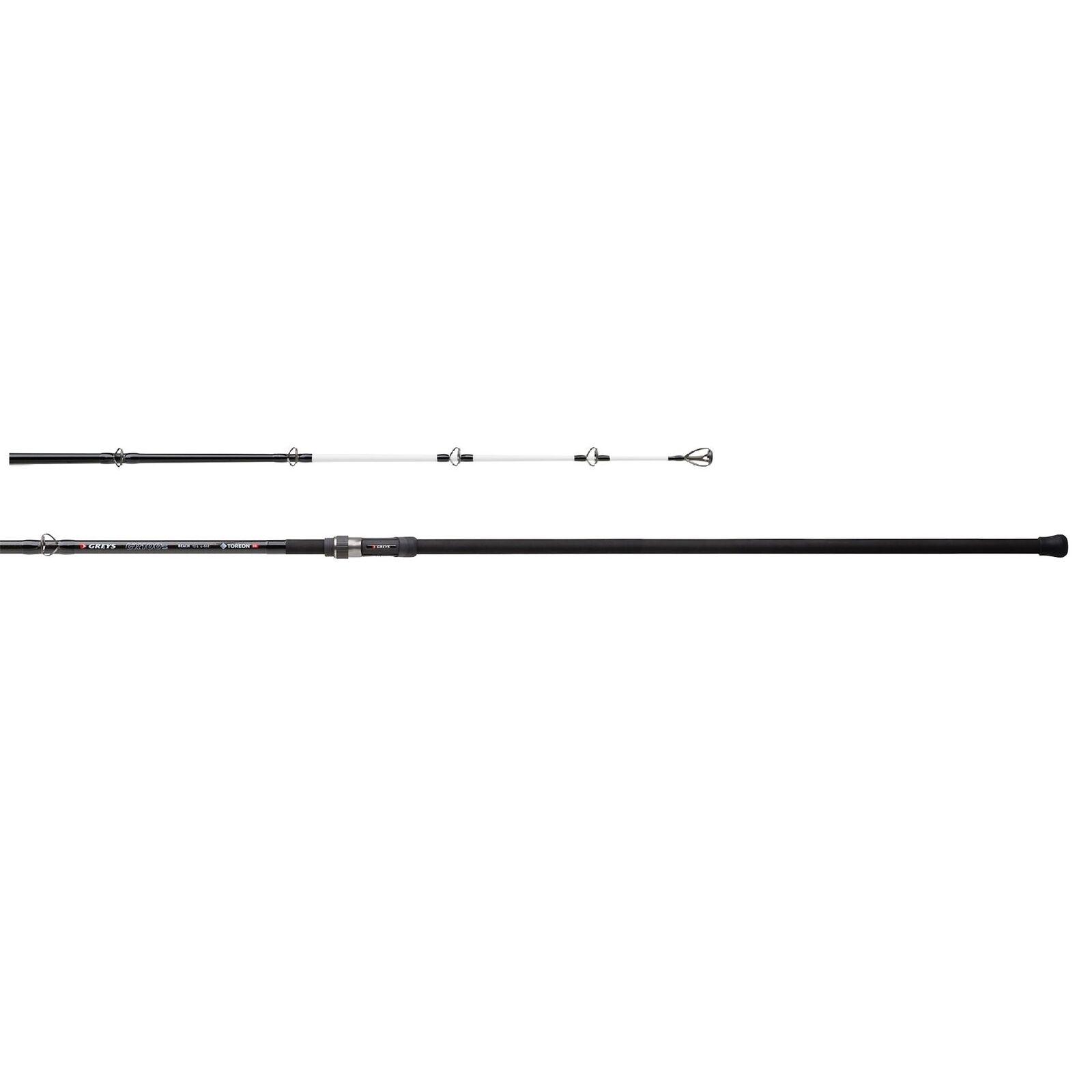 "1374080 Greys GR100S 13ft 9/"" 5-7oz Shore Beach Fishing Rod"
