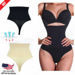 c1a7a8685ab2c New Slim High Waist Cincher Girdle Thong Panties Slimming Body ...