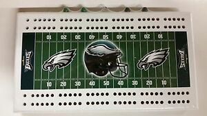 NFL Philadelphia Eagles Cribbage Board, NEW | eBay