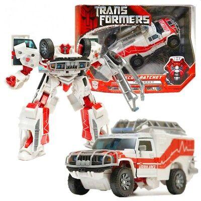 Transformers 2007 Movie Voyager Class Rescue Ratchet  MISB KO version
