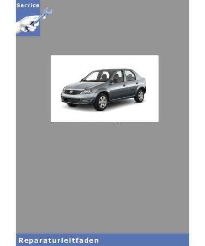 toimitilaa.fi Reparaturleitfaden 04> Fahrwerk Achsen Dacia Logan ...