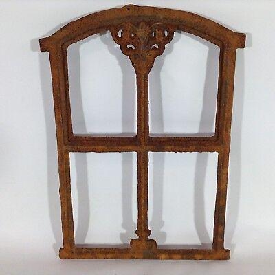 Clever 112a Antik Stallfenster Gusseisen Gitter Fenster Scheunenfenster Weinkeller Guß