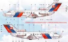 YAKOVLEV YAK 40 SLOVAK GOVERMENT/AF 1/144 BOA BRAND NEW