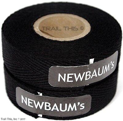 2-Rolls Newbaum/'s Cotton Cloth Road Bicycle Bar Tape Wrap Newbaums KHAKI GREEN