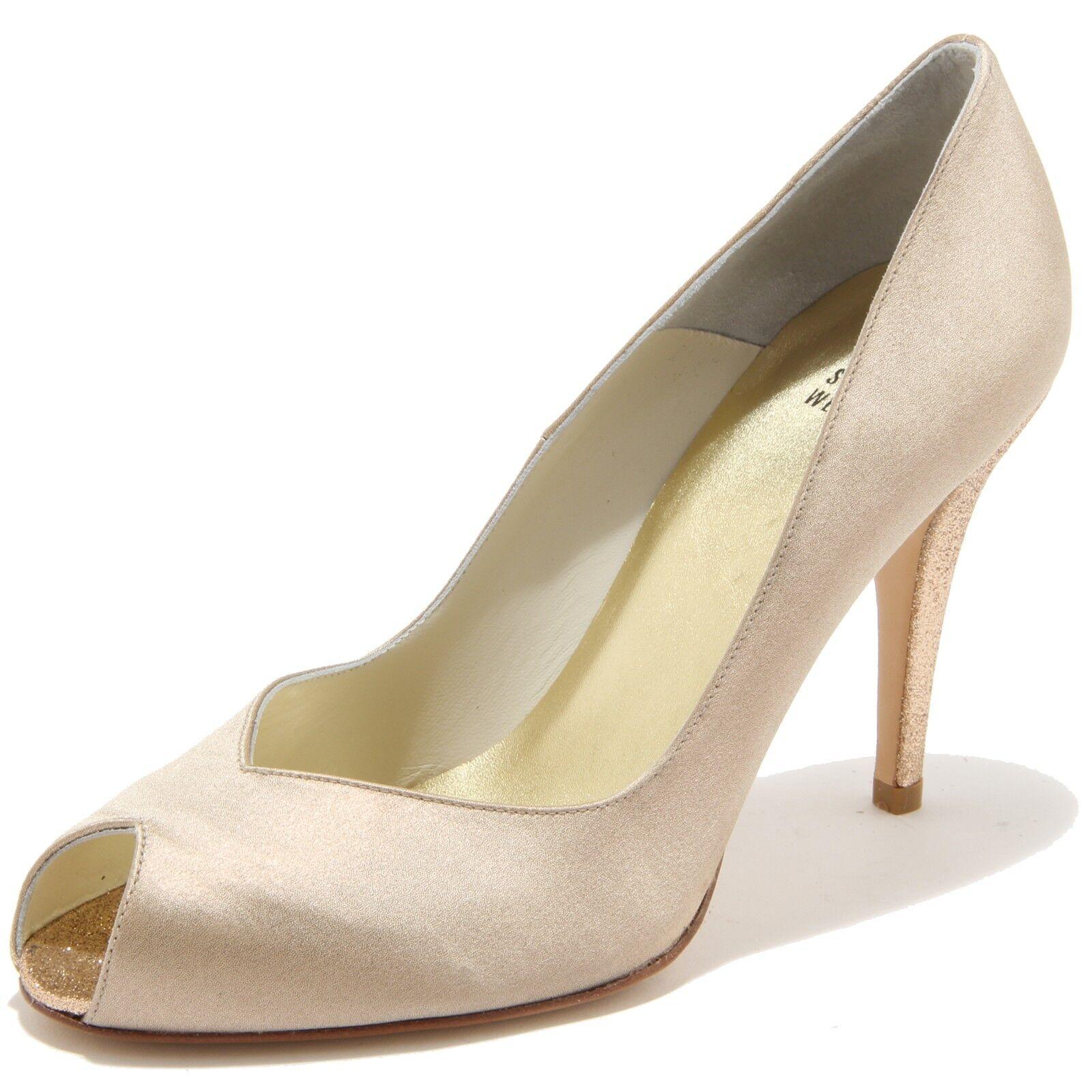 86101 decollete spuntato STUART WEITZMAN  scarpa donna shoes Donna