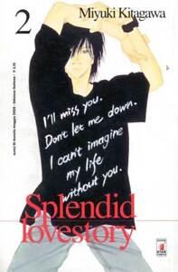 Splendid Lovestory 1/19 completa Star Comics manga