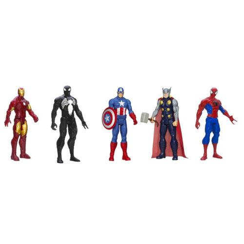 Marvel The Avengers Superheld Neu Spiderman Action Figur Figuren Spielzeug 30cm
