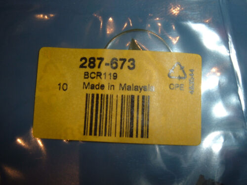 100 MA Npn Transistor 10 pcs bcr119 sot23 50 V avec base Résistance 4k7