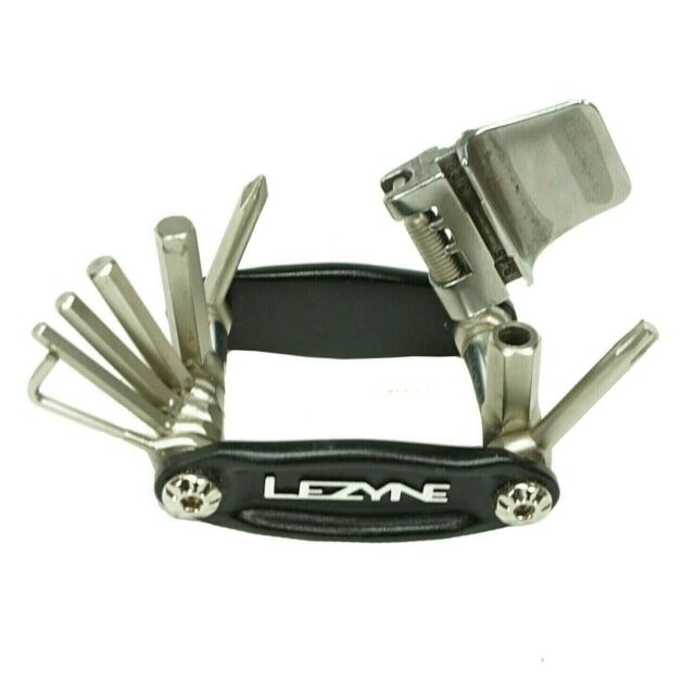 Lezyne 3-Way Spoke Wrench Tool Spoke Wrench Lez 3-way 3.23//3.30//3.45mm