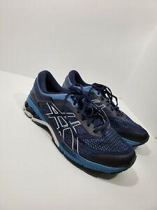 ASICS Mens Gel-Kayano 26 Blue Running