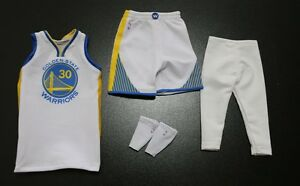 70443bd1a Custom 1 6 Stephen Curry Golden State Warrior jersey NBA TOYs 30 fit ...