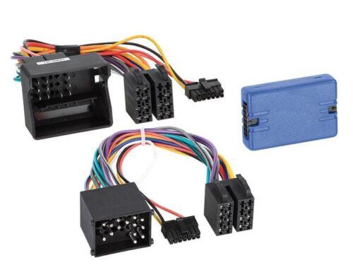 Volante control remoto adaptador SWC para bmw z4 e85 02-08 sustancia capota Alpine