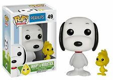 Funko Pop TV Peanuts Snoopy & Woodstock Vinyl Action Figures Collectible Toys 49