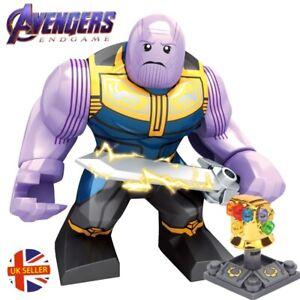 End-Game-Thanos-Figure-Topper-Sword-Lego-Fit-Gauntlet-Avengers-Marvel-UK-Seller