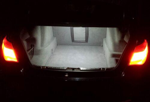SMD LED Bagagliaio Illuminazione MAZDA 3 BK cx-7 6 GH Tappetino LAMPADA XENON