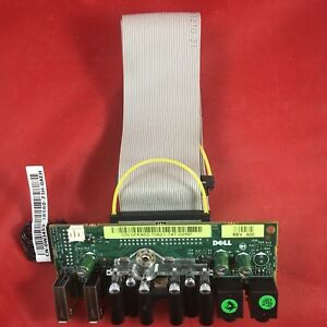 Details about Dell Precision 390 Front I/O Power/USB/Audio Control Board  FK463 FK201 WJ459